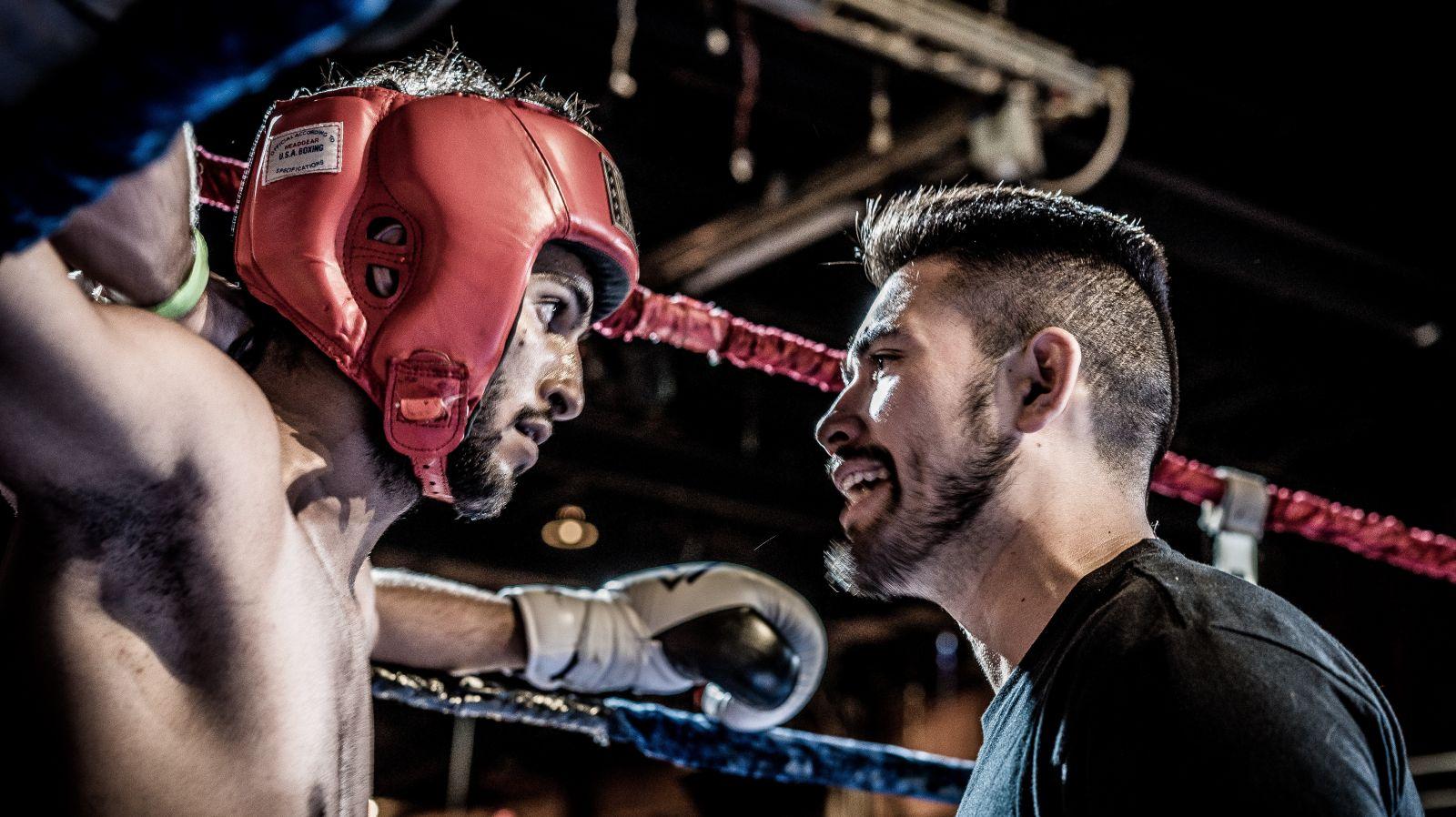 Le mental du boxeur
